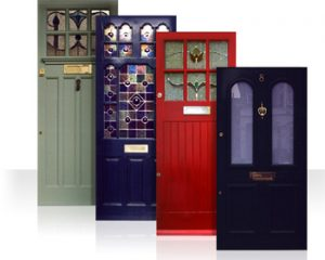 improve the overall appeal of your home with eye-catching front doors