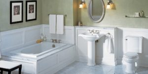 tips to make your small bathroom look bigger